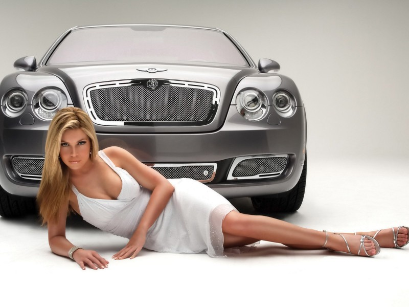 Bentley-girl-Pozadia-na-plochu