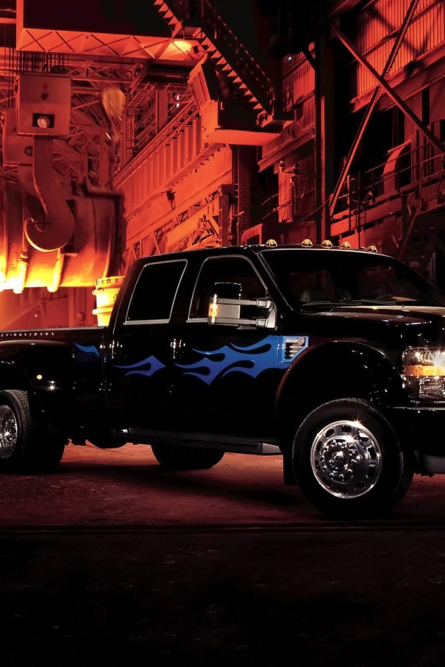 Ford-F450-Super-Duty-Harley-Davidson