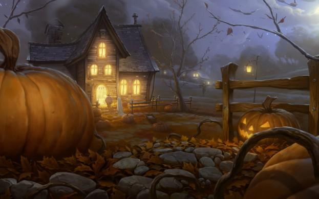 Halloween-Painting-2560x1600-dusicky-obrazky-na-plochu