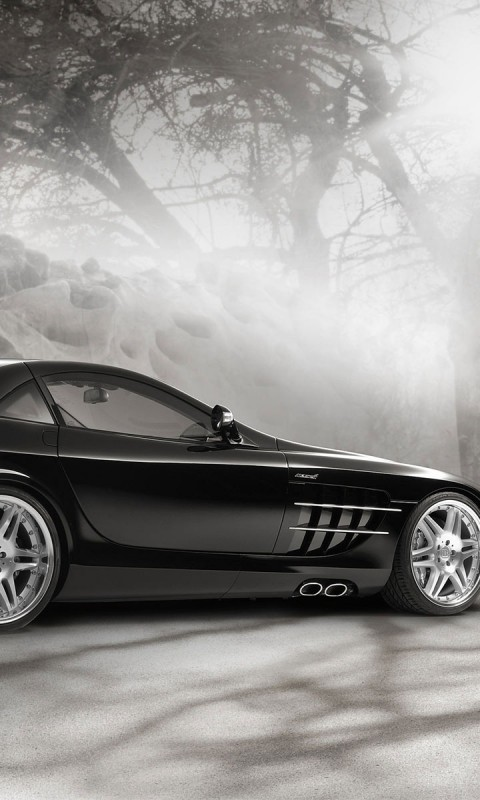 Mercedes-Brabus-SLR-McLaren