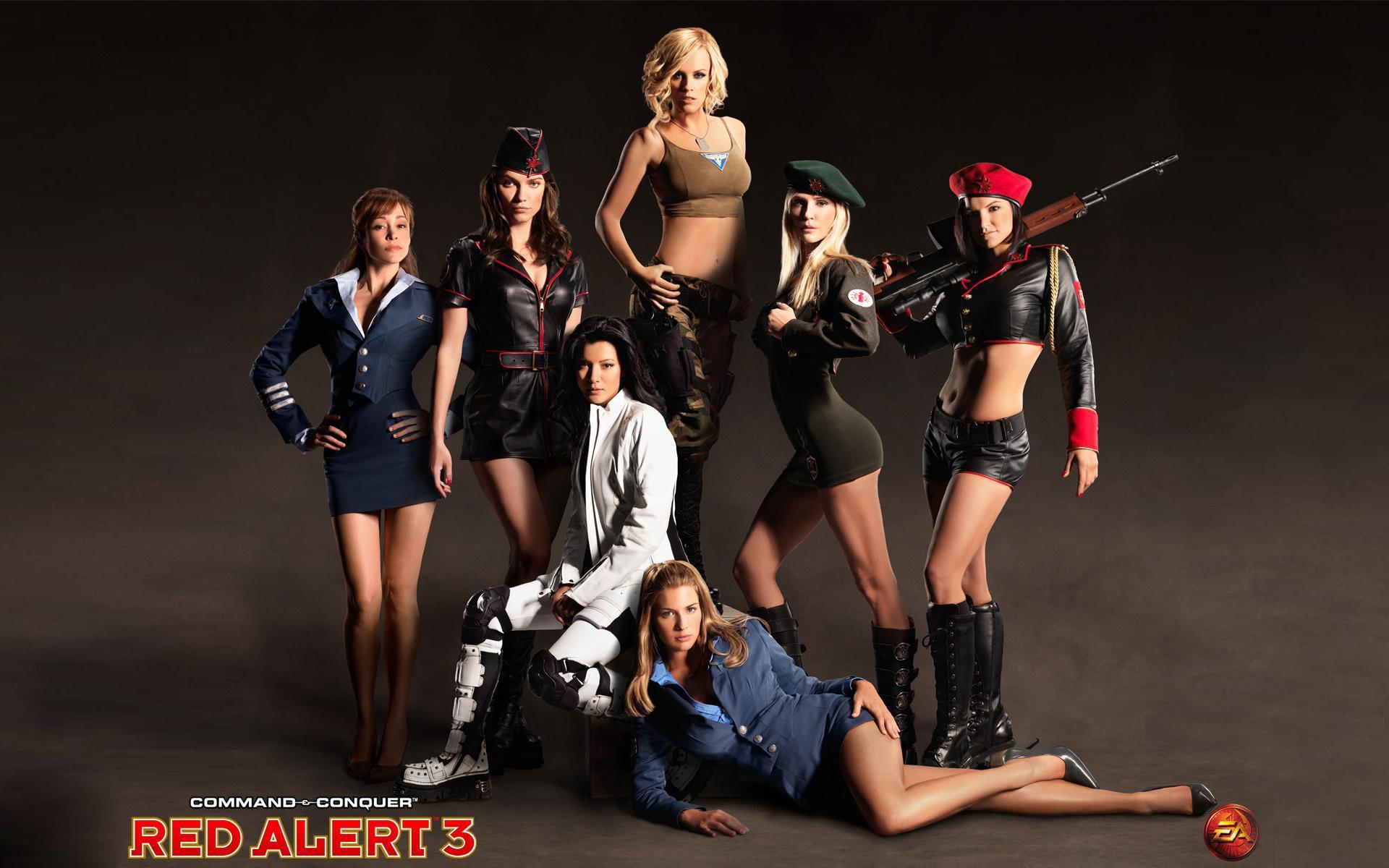 Red-Aler-3-girls-Pozadia-na-plochu