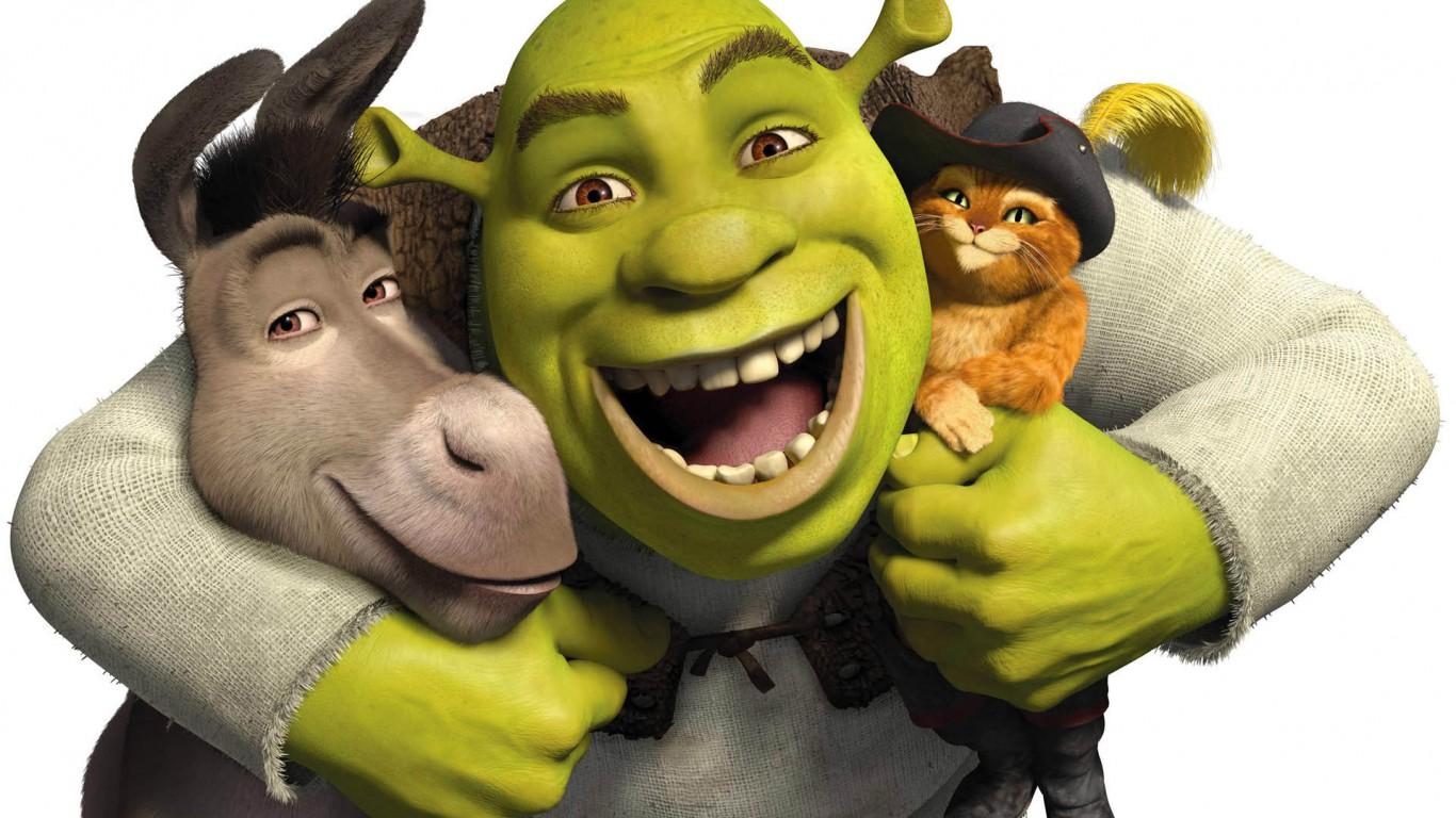 Shrek-and-friendsPozadia-na-plochu