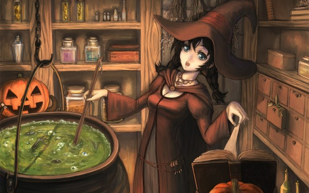 halloween_books_hats_anime_girls_pumpkins_witch_wallpaper-high-dusicky-obrazky-na-plochu